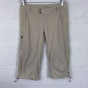 Columbia Sz 8 Omni-Shade Sun Protection Knee Pant